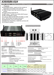 Download A360SB6-01H product sheet