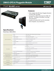 Download full product sheet