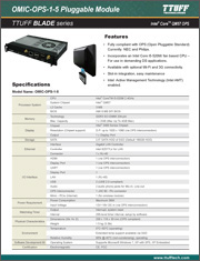 Download OMIC-OPS-1-5 product sheet