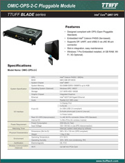 Download OMIC-OPS-2 product sheet
