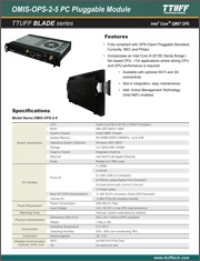 Download OMIS-OPS-2-5 product sheet